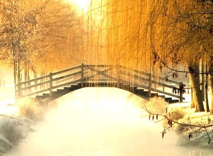 Autumn Frost, France