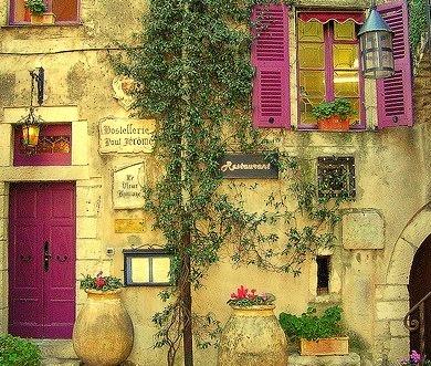 Restaurant, Provence, France