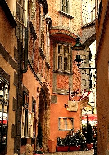 Arches, Vienna, Austria