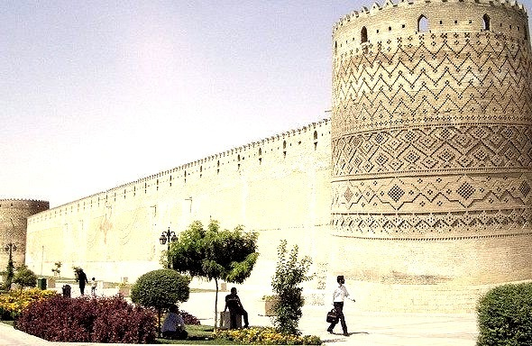 Arg-e Karim Khan Citadel - Shiraz, Iran.