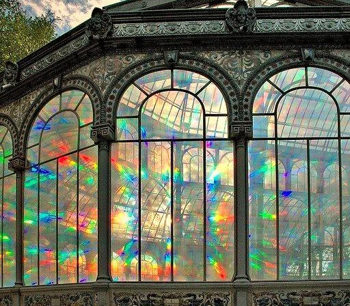 Sunrise Kaleidoscope, The Crystal Palace, Madrid, Spain