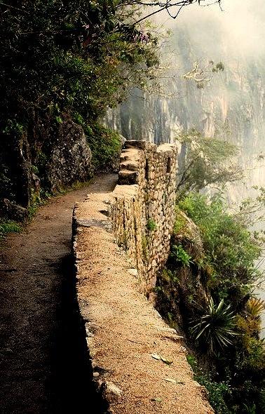 Camino del Inca , Cusco, Peru