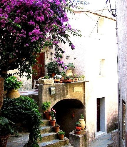 Nonza, Corsica, France