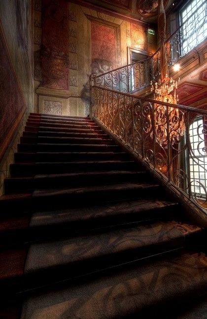 Stairway, Zeist, The Netherlands