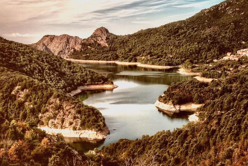 Lake Tolla, Corsica
