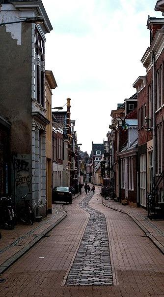 Streets of Groningen / Netherlands