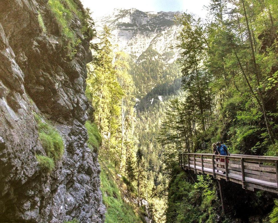 Vorderkaserklamm / Austria
