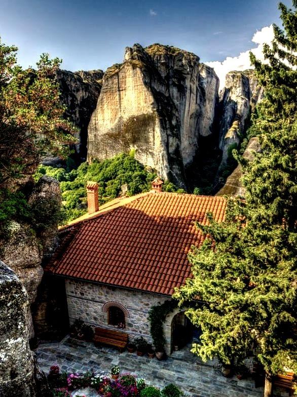 Meteora, Thessaly / Greece